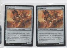 Juggernaut x2 Eternal Masters Magic The Gathering MTG NMMT artifact cards