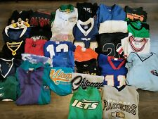 Resellers Lot Of Clothing Men's Sports, Jersey, Nike, Rare, Vintage 30 pieces