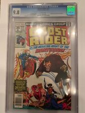 GHOST RIDER 27  CGC 9.8   WHITE pages