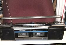 Vintage Realistic Scr-29 Boom Box Cassette Player