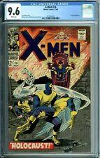 X-MEN 26 CGC 9.6 WP SABRETOOTH El Tigre Maya MIRADOR PYRAMID HISTORICAL 1966