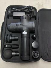 TOLOCO Percussion Massage Gun - T11 Pro (Shelf 98)(J)