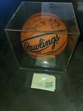 Autograph Allen Iverson, Ray Allen, Antione Walker, Kerry Kittles basketball
