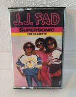 Vintage 1988 J.J. Fad Supersonic The Cassette Cassette Tape Classic Hip Hop Dre