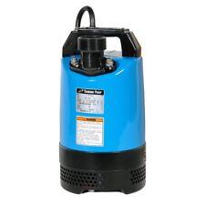 Tsurumi 2 Submersible Pump Lb 800 1hp 110v 101 Amp Manual No Float Switch