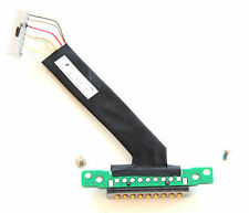 OEM Acer Switch 10 SW5-011 Docking Connector 1414-09E7000 Flex Cable with screws