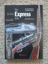 The Express Rifle, Hardcover by Saul Braceras, Rare Signed 1st Edition, El Rifle