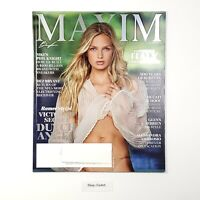 2016 Maxim Magazine #219 December Hungary Barbara Palvin photo - Model