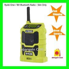 Ryobi One+ 18V Bluetooth Radio Skin Only EbargainClub