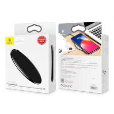 Baseus Leather Qi Wireless Charger universal