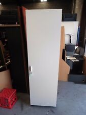 TALL WHITE WARDROBE WITH MIRROR 2220MM BRISBANE
