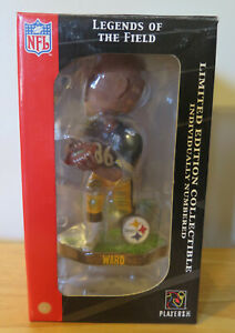 Pittsburgh Steelers Legends of the Field Hines Ward Bobblehead 135/5000