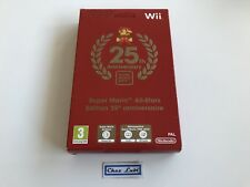 Super Mario All-Stars Édition 25e Anniversaire - Nintendo Wii - PAL FR - Neuf