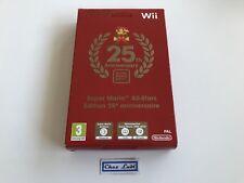 Super Mario All-Stars Édition 25e Anniversaire - Nintendo Wii - PAL FR - Neuf