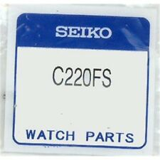 Genuine 5 piece Seiko 22mm C220FS Fat 2.5mm thick Spring Bars