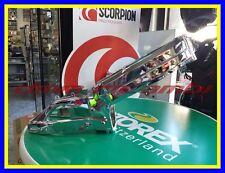 Telaio alluminio Minimoto Cinese Banshee replica GRC motore Polini liquido/aria