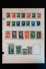 Canada Revenue Stamp Collection of 24 Issues
