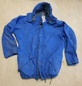 Lowe Alpine Triple Point Blue Foul Weather Jacket Size Large UK #799