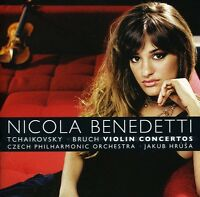 Nicola Benedetti - Violin Concertos [New CD]