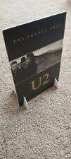 U2 Promo Pack: Display promo THE JOSHUA TREE + 15 stickers promo VERTIGO TOUR 05