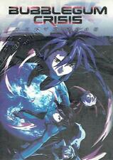 DVD - BUBBLEGUM CRISIS Tokio 2040 - Cofanetto con 5 dischi