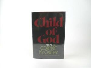 Child of God by Cormac McCarthy 1973 First Edition