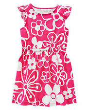 NWT Gymboree HOP N ROLL Size 12  Dress Pink Floral