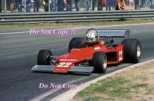 Chris Amon Ensign N176 Belgian Grand Prix 1976 Photograph