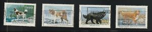 Dogs, Canada used,