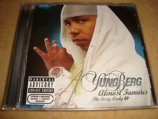 YUNG BERG - Almost Famous : The Sexy Lady EP