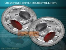 98-05 VOLKSWAGEN BEETLE CLEAR ALTEZZA TAIL LIGHTS LAMPS