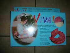 Viva! The Ultimate Nursing Pillow - Quilt Pattern - Easy To Clean - New!
