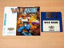Atari ST - War Machine by Smash 16