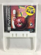 Ten Pin Alley (PlayStation PS1) Brand New Factory Sealed W/ Security hanger tag