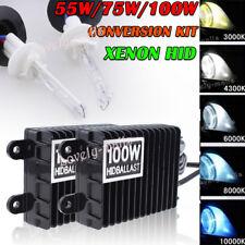 55W 75W 100W HID Xenon Conversion KIT Fog Light 880 881 893 885 5K 6K 8K 10K LQ