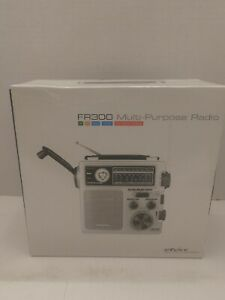 ETON FR300 Multi-Purpose Radio AM/FM Weather Flashlight Emergency Siren