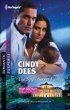 The Spy's Secret Family (Harlequin Romantic Suspense), Cindy Dees,0373277431, Bo