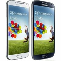 Neu *Ungeöffnet*  Samsung Galaxy S4 16GB 4G (Entsperrt) Smartphone/Black/16GB