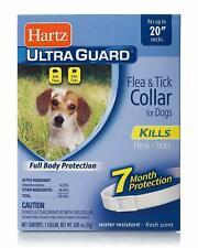 "Ultraguard Flea - Tick Dog Collar 20"", White 1 ea"
