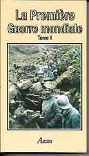 COFFRET 5 DVD ZONE 2--DOCUMENTAIRE--LA PREMIERE GUERRE MONDIALE TOME 1