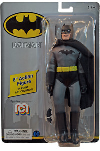 Batman world's greatest heroes Mego 8 Inch Action Figure IN STOCK!