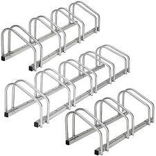 Fahrradständer für 3 4 5 Fahrräder Fahrrad Fahrradhalter Ständer Aufstellständer