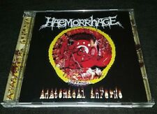 HAEMORRHAGE - CD - Anatomical Inferno + Bonustracks