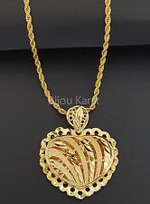 Herz Gold Kette Halskette 18 Karat Vergoldet Kalb Altin Kolye Kuyumcu Modeleri