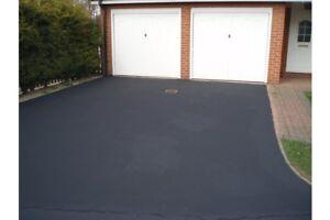 5 Ltr Black Tarmac Driveway  Paint And Driveway Sealer - Sealant - drivemaster.