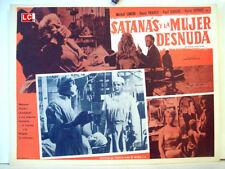 ¡ONLY AVAILABLE 24h.!/ Die Nackte und der Satan/MICHEL SIMON/1959/OPTIONAL SET/5