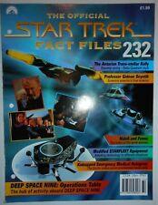 THE OFFICIAL STAR TREK FACT FILES #232