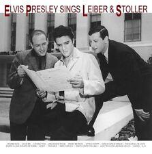 ELVIS PRESLEY - ELVIS PRESLEY SINGS LEIBER & STOLLER  -  Elvisone Label