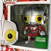 Ultraman - Metallic Ultraman #764 Funko Pop! Vinyl (Barnes and Noble Exclusive)