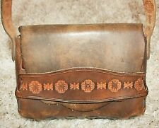 1970s Leather Cross Body Vintage Bags & Cases